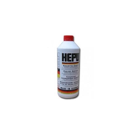 Antigel concentrat HEPU Rosu G12 1,5L