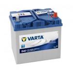 Baterie auto VARTA 12V 60 Ah D47 5604100543132 Blue Dynamic  540A