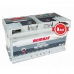 Baterie auto ROMBAT PREMIER 12V 75AH 750A