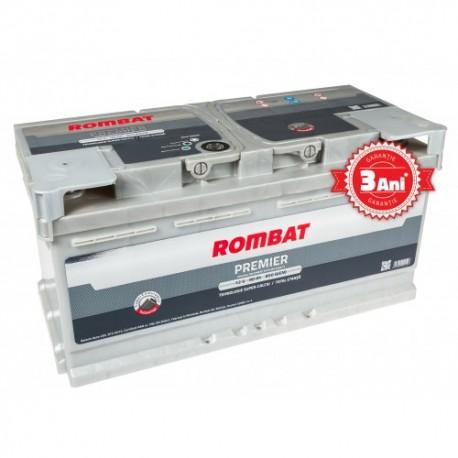 Baterie auto ROMBAT PREMIER 12V 80AH 760A