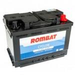 Baterie auto ROMBAT CYCLON 12V 66AH 540A