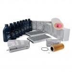 Kit revizie filtre si ulei Bmw 525d Seria 5 E60 / E61 M57N
