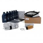 Kit revizie filtre si ulei originale BMW X3 F25 18D/20D/30D