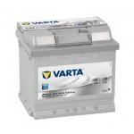 Acumulatori auto Varta - Silver Dynamic 54 Ah EN 530 bornă normală (C30) 554400053 3162